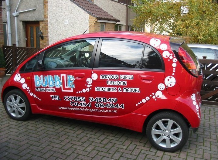 Automatic Driving Lessons in Timsbury