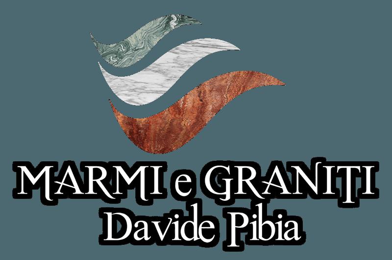 MARMI E GRANITI - DAVIDE PIBIA - LOGO