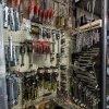 accessori edilizia, utensili da lavoro, chiavi inglesi