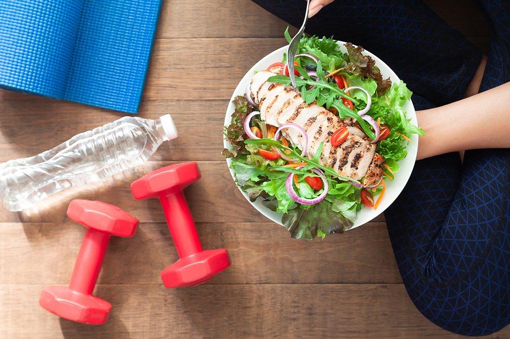 Alimentazione E Movimento