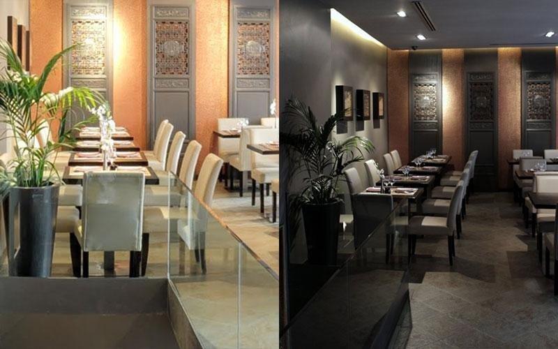 ristorante orientale