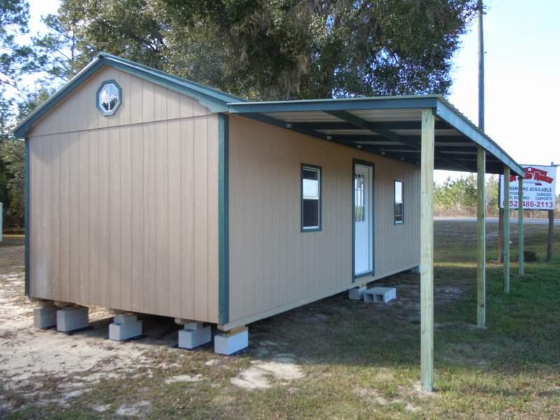 Aluminum Buildings Gainesville, FL