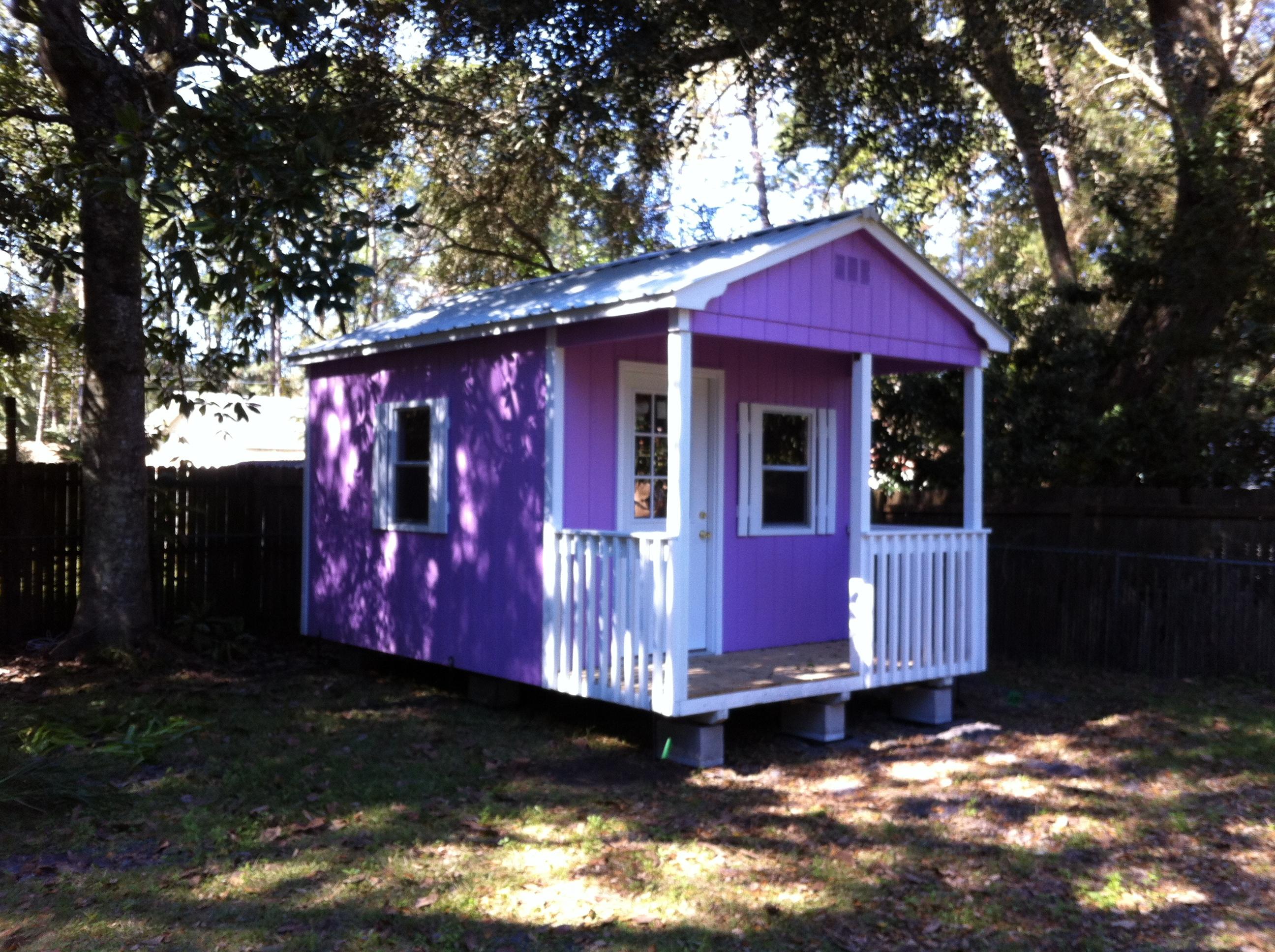 Elegant Portable Sheds Gainesville, FL