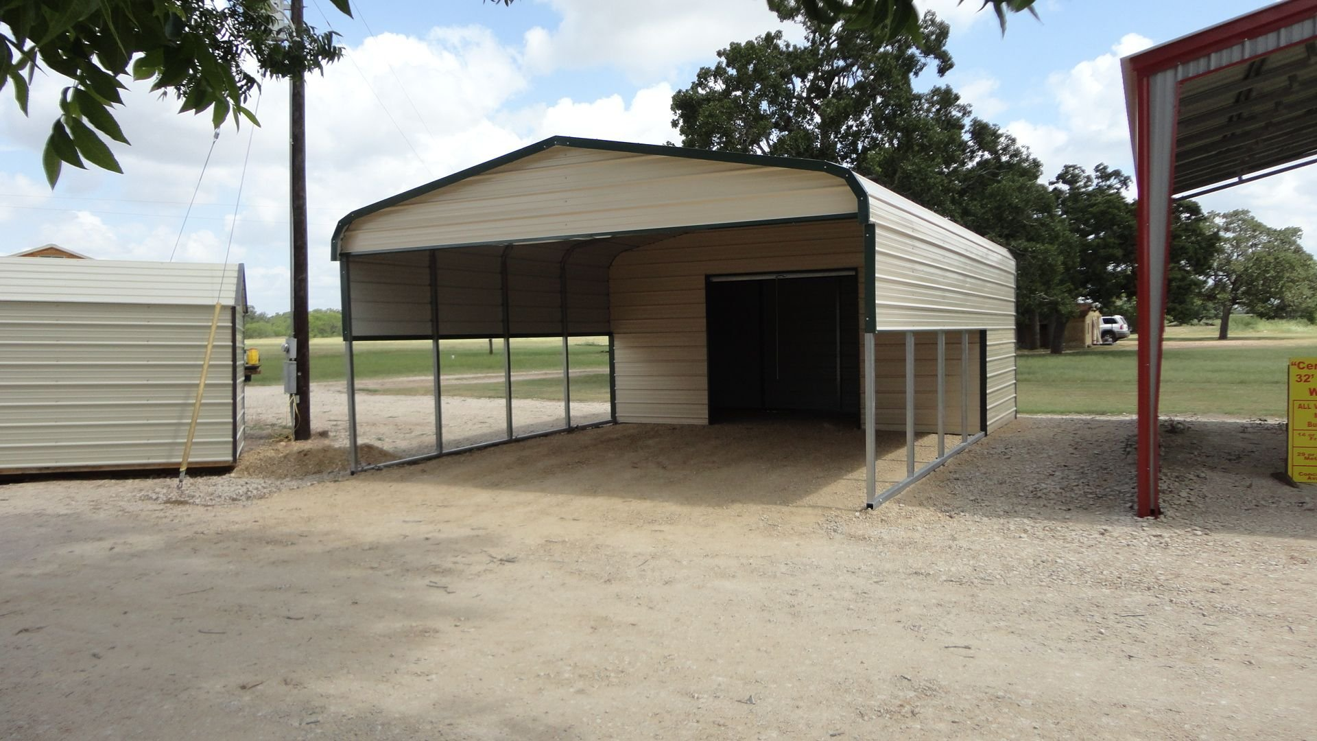 steel buildings gainesville fl portable carports. Black Bedroom Furniture Sets. Home Design Ideas