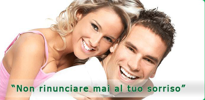 immagine pubblicitaria odontoiatria
