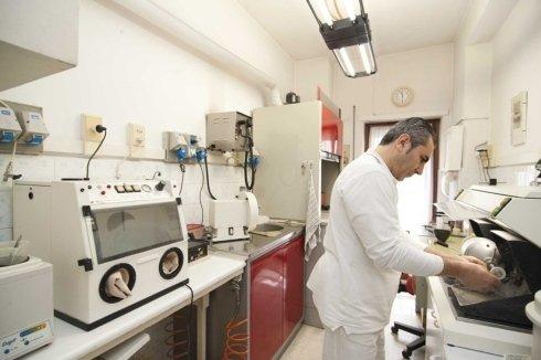 laboratorio di odontotecnica