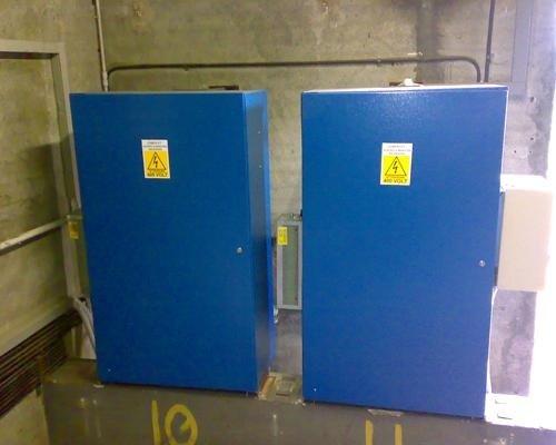Pannello elettrico ascensore