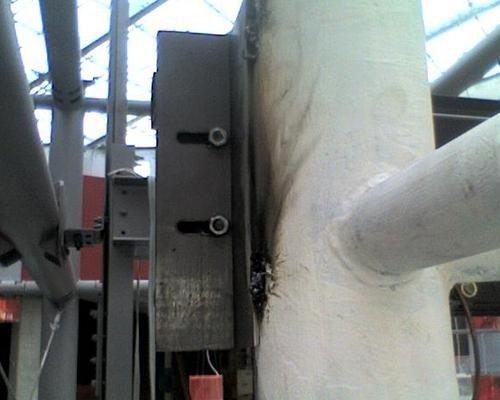 Meccanismo ascensore