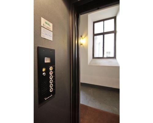 Dettaglio ascensore SDL