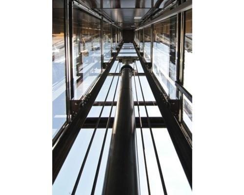 Installazione tromba ascensore