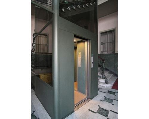 Installazione ascensori moderni