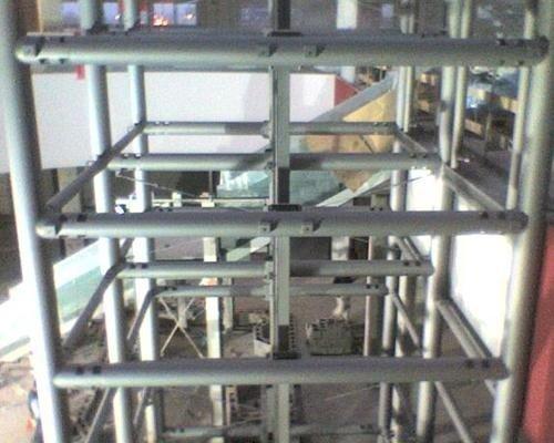 Struttura ascensore