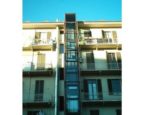 Manutenzione per ascensori da esterno