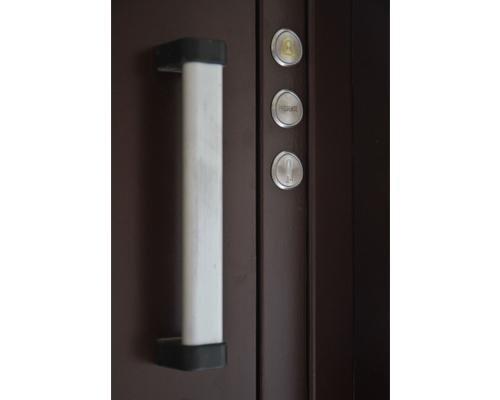 Dettaglio maniglia ascensore