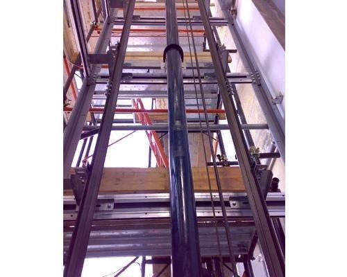 Impalcatura per ascensore