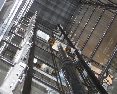 Funzionamento ascensore