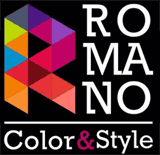 ROMANO COLOR E STYLE - LOGO