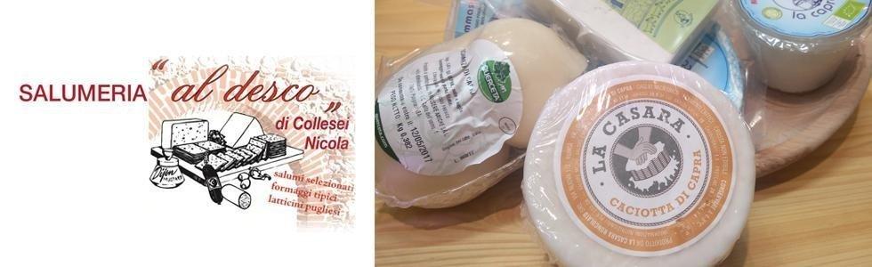 formaggi biologici di capra