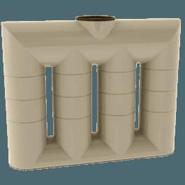 1050-litre-slimline-poly-water-tank-adelaide