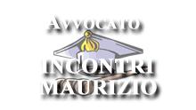 logo avvocato Incontri Maurizio