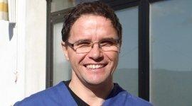 Sergio Fanfoni, ecografia, cure veterinarie