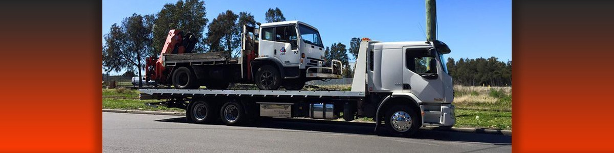 dyno tow garbage truck