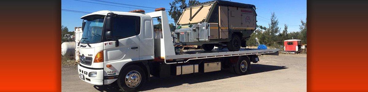 dyno tow caravan towing