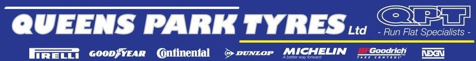Queens Park Tyres logo