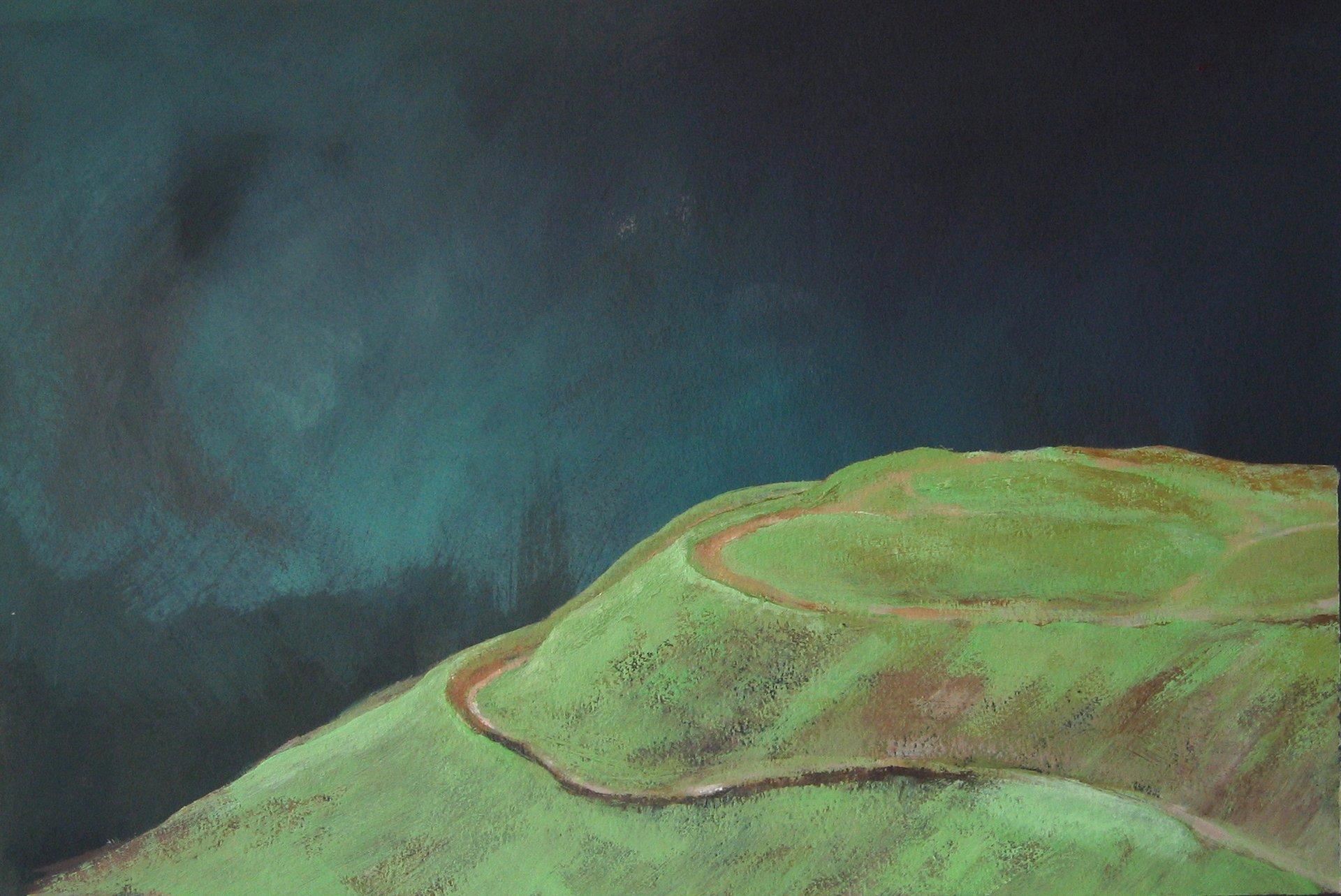 Symbolic, Landscape, painting