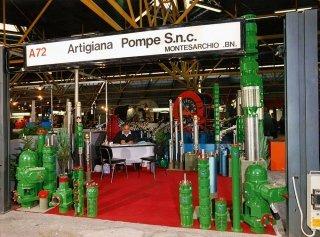 Artigiana Pompe - Elettropompe idriche - Montesarchio