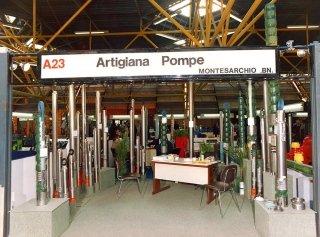 Artigiana Pompe - Elettropompe ad alta efficienza - Benevento