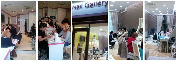 Manicures - London - The Nail Gallery - Manicure