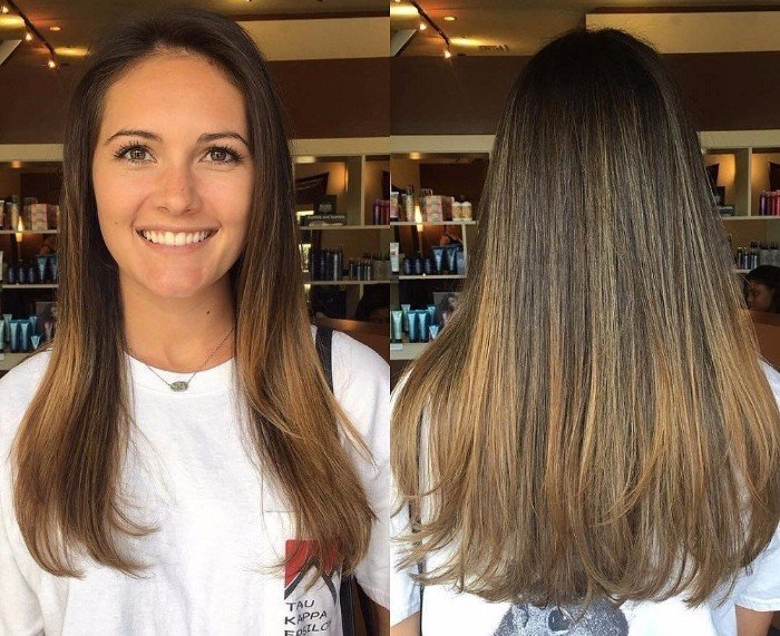 Long Layers In Houston M Salon