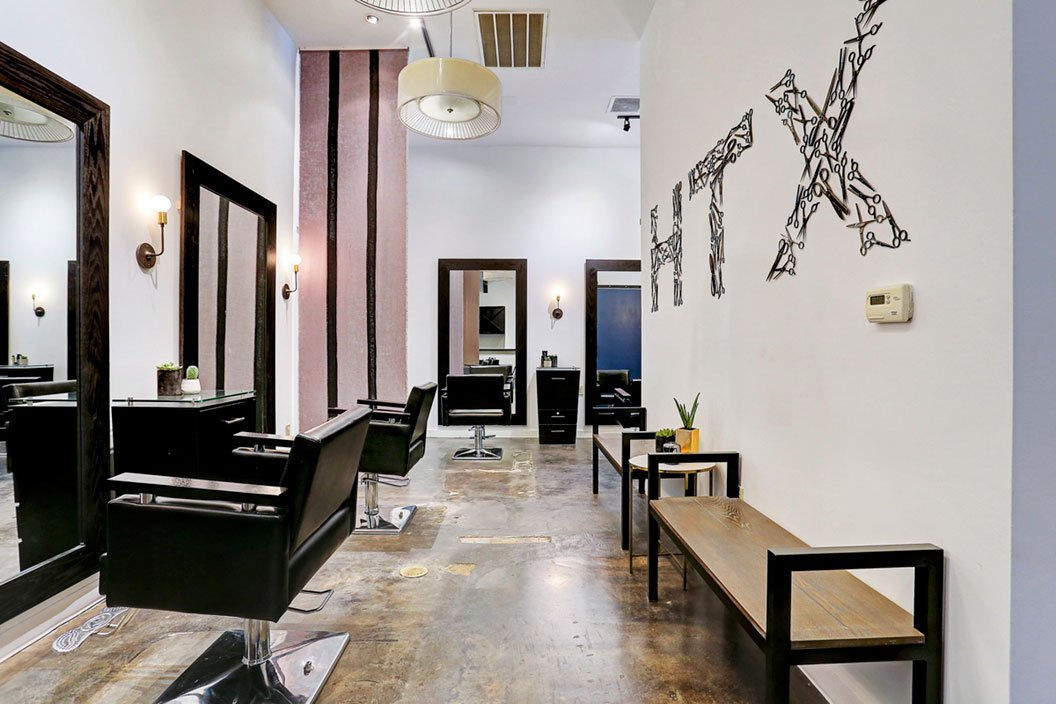 Haircuts and styling in Houston