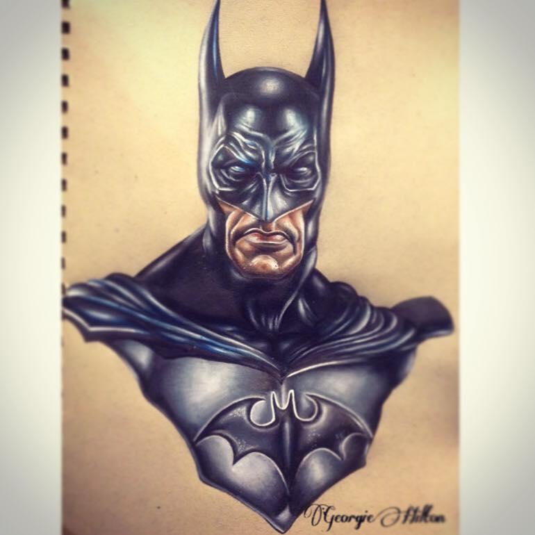 tattoo for bat