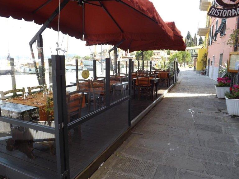 specialità Liguri di mare ristorante Le Grazie