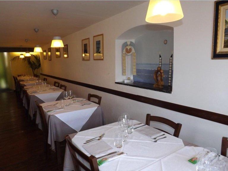 ristorante per comunioni Ristorante il Gambero Le Grazie Portovenere
