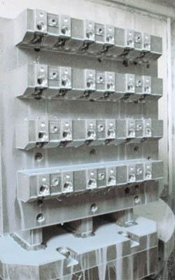 foratura meccanica metalli