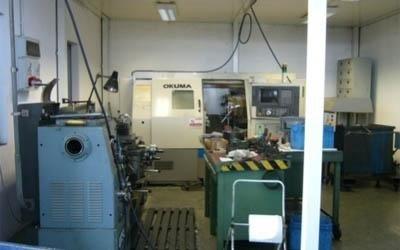 macchinari per lavorazione metalli