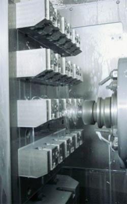 foratura meccanica
