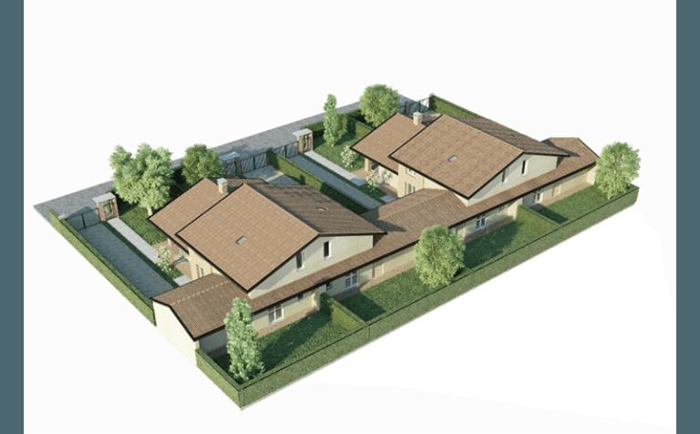 progettazione residenza via europa