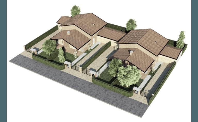 progettazione e realizzazione residenza via europa
