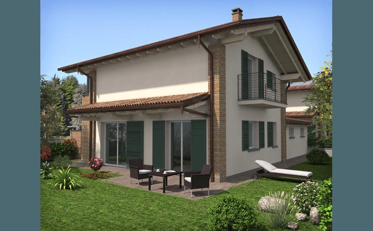 progettazione residenza via como fenegro