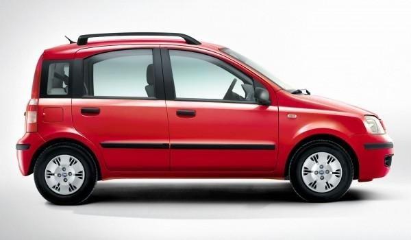 Noleggio lungo termine Fiat Panda