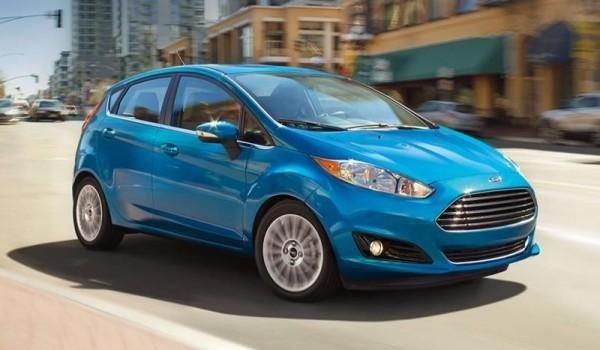 Noleggio lungo termine Ford Fiesta