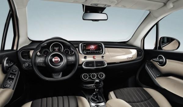 Noleggio lungo termine Fiat 500X