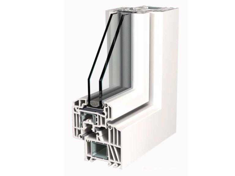 Finstral - struttura finestre