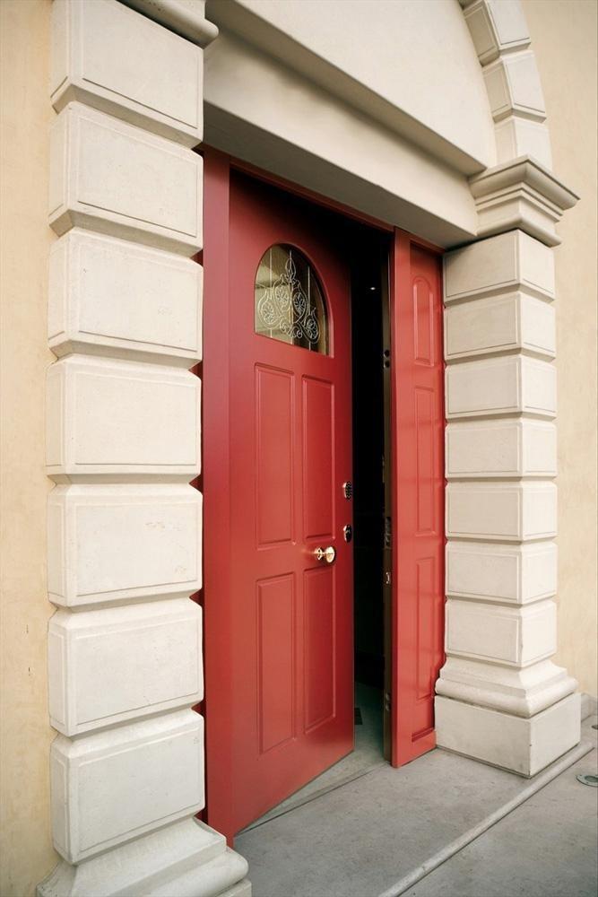 porta blindata esterna