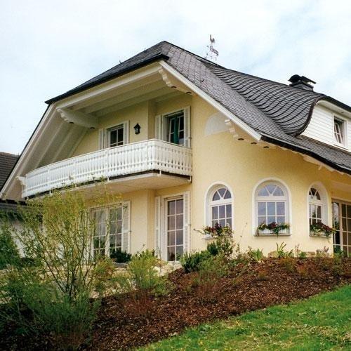 FINSTRAL-casa in stile
