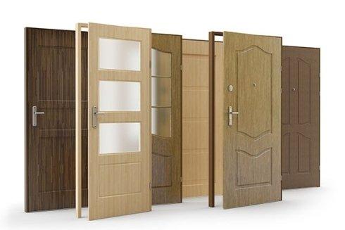 Modelli di porte per interni.